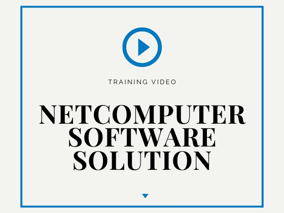 NetComputer Software Solution - DEXON Training Video