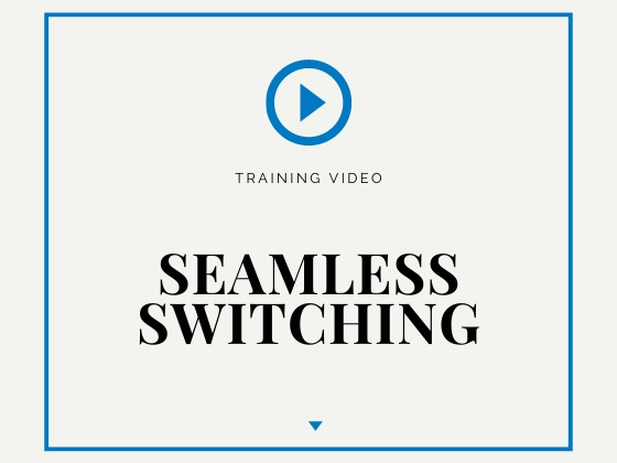 Seamless Switching - DEXON Training Video