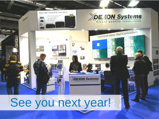 See You at ISE 2022 Exhibition!