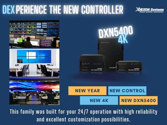 A reliable partner in demanding applications now in 4K!