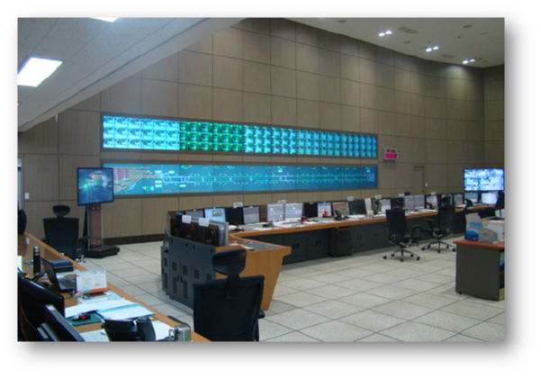 Video Wall Controller - Reference Korea