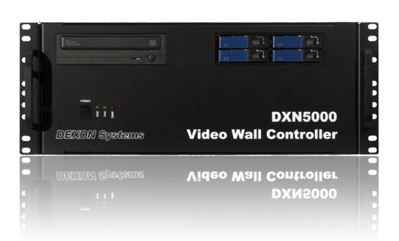 DXN5200 Video Wall 16x16 | Product | Video Processors