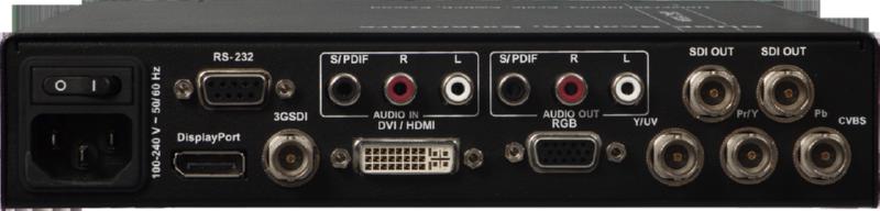 DUSE401 Universal - SDI Extender
