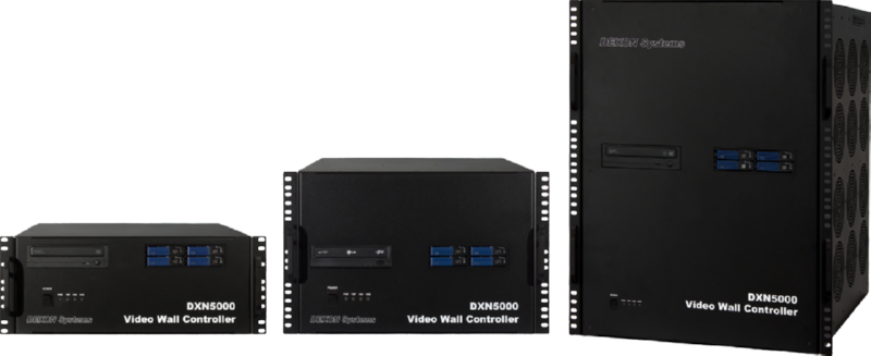 DXN Video Wall Controller Family